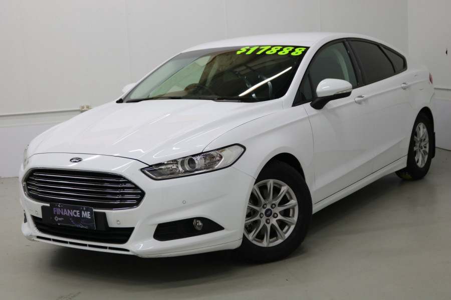 2015 Ford Mondeo MD AMBIENTE Hatchback Image 1