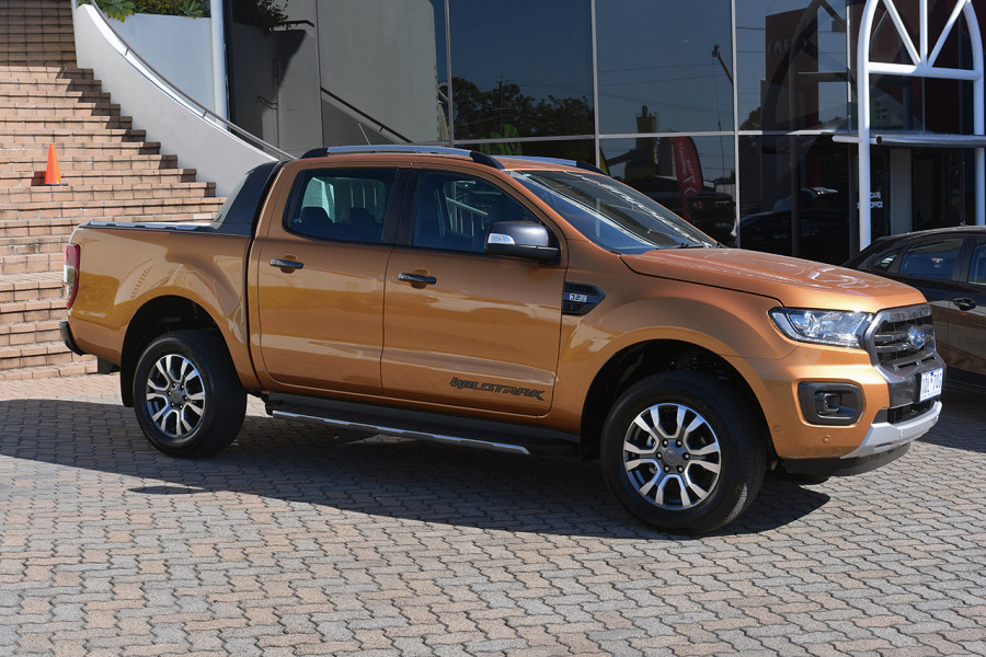 2018 MY19.00 Ford Ranger PX MkIII 2019.0 Wildtrak Utility Mobile Image 4
