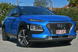 Hyundai Kona Highlander D-CT AWD OS MY18