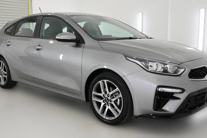 2019 MY20 Kia Cerato Hatch BD Sport Plus with Safety Pack Hatchback