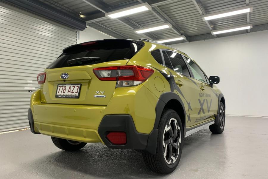 2020 Subaru Xv Image 5