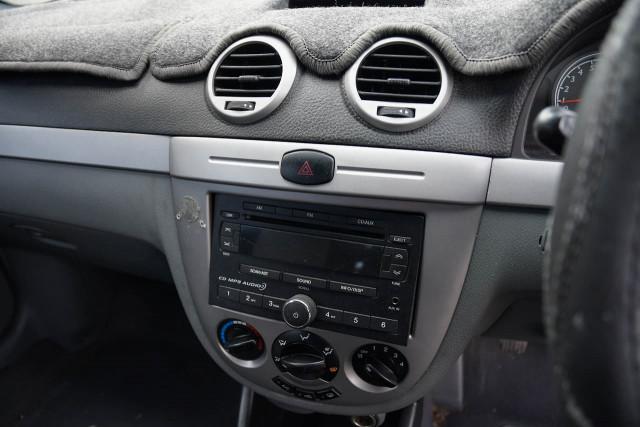 2007 Holden Viva JF MY08 Hatchback Image 10