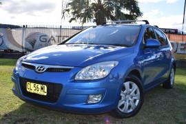 Hyundai I30 SLX FD Turbo