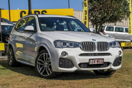 BMW X3 xDrive 30D F25 MY16