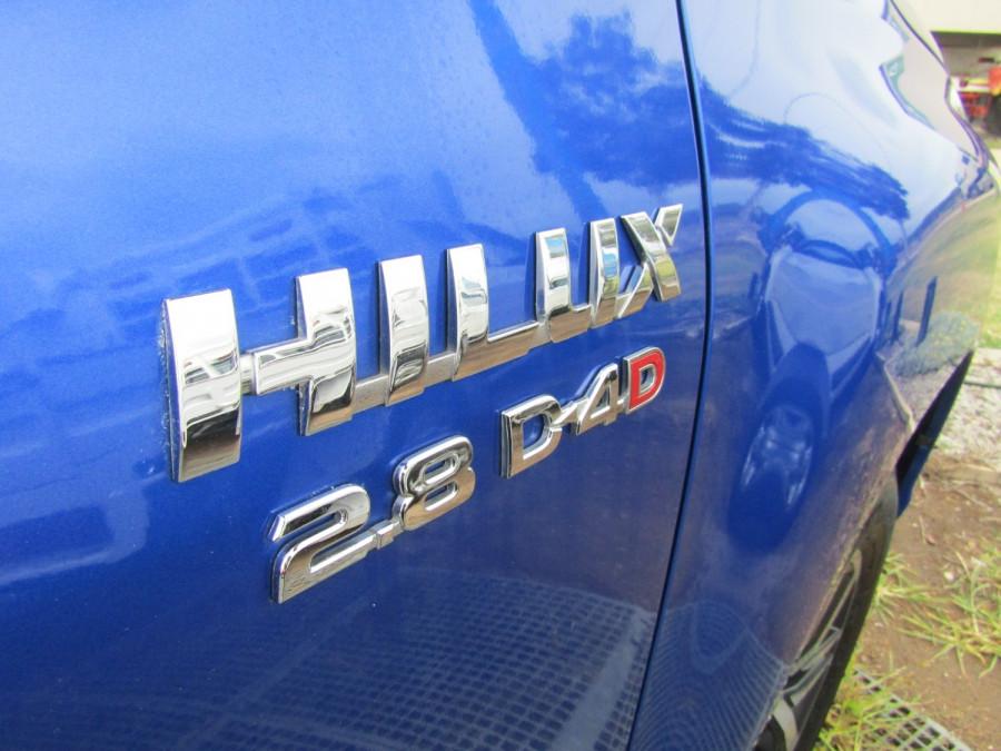 2017 Toyota HiLux GUN126R SR5 Utility Image 22