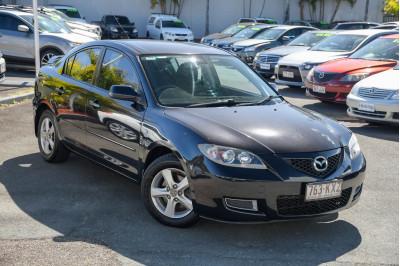2008 Mazda 3 BK Series 2 MY08 Neo Sport Sedan Image 2