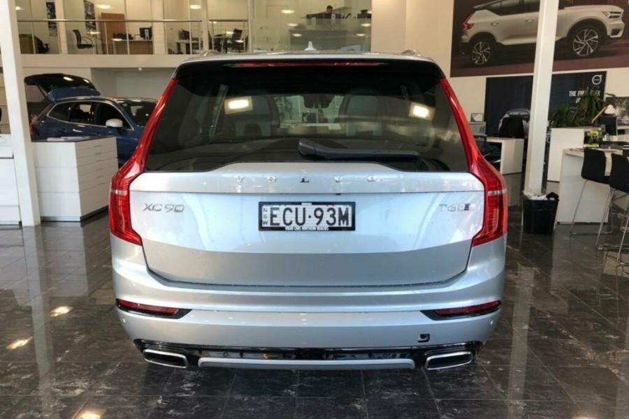 2018 MY19 Volvo XC90 L Series T6 R-Design (AWD) Suv
