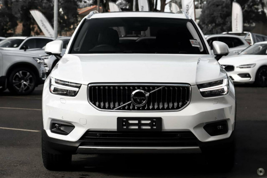 2020 MY21 Volvo XC40 XZ T4 Inscription Suv