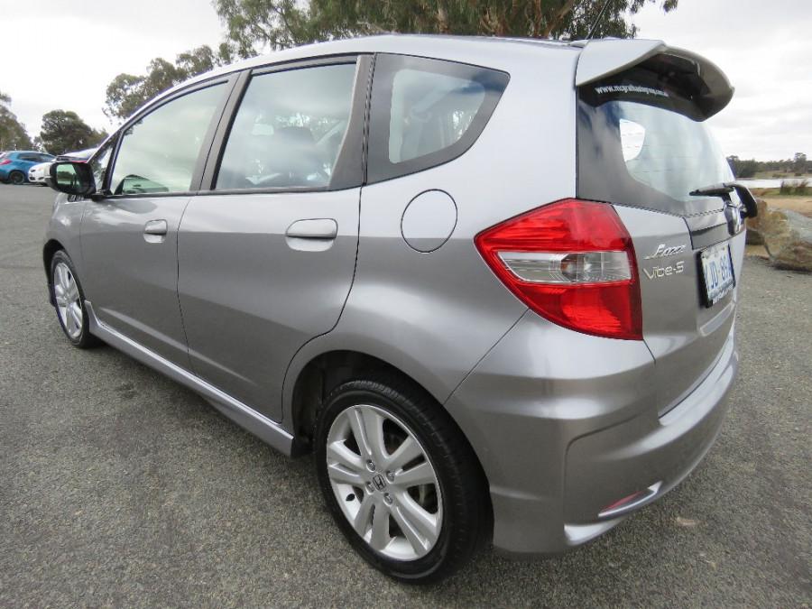 2012 Honda Jazz GE Vibe-S Hatchback