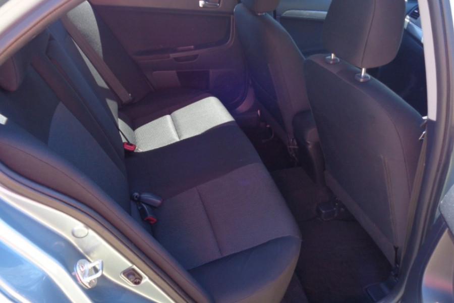 2011 Mitsubishi Lancer CJ  VR-X Sedan