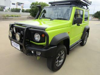 2018 Suzuki Jimny JB74 JB74 Hardtop Image 5