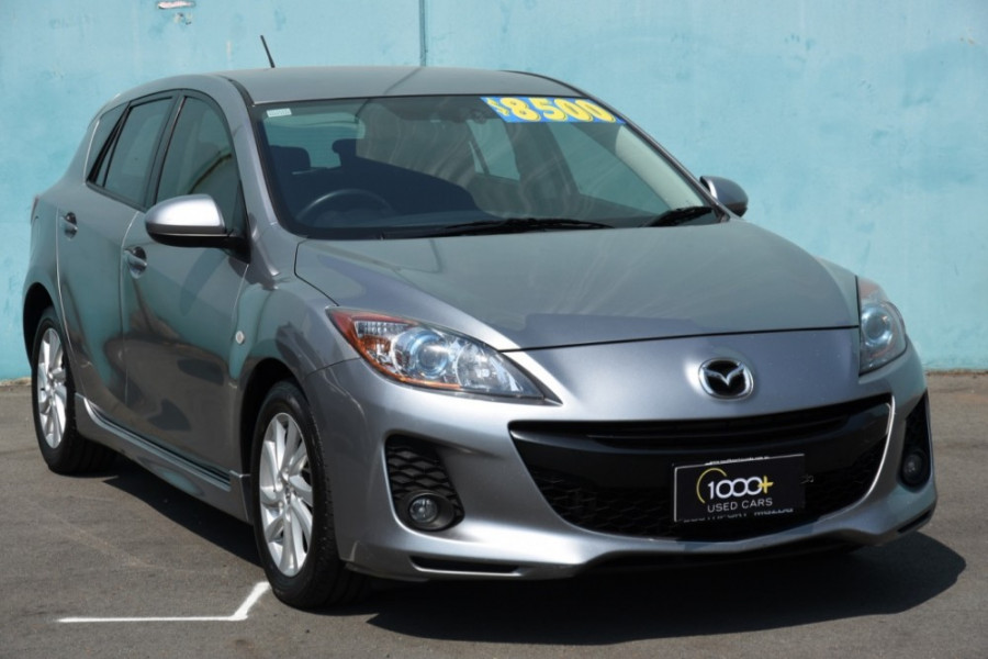 2012 Mazda 3 BL1072 SP20 Hatchback