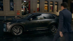 CX-9 Refinement at Every Turn