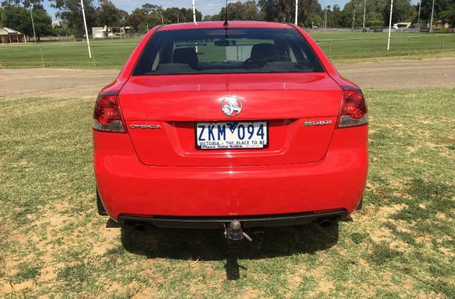 2009 Holden Commodore VE MY10 OMEGA Sedan