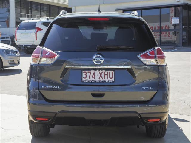 2015 Nissan X-TRAIL T32 ST-L Suv Image 7