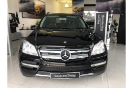 2012 MY11 Mercedes-Benz Gl-class X164 MY11 GL450 CDI Wagon Image 2