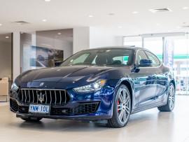 Maserati Ghibli GH