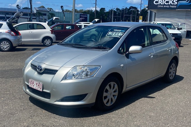 2007 Toyota Corolla ZRE152R Ascent Hatchback Image 5
