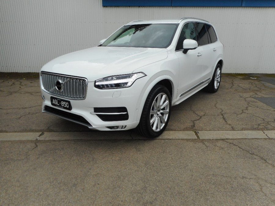 2015 MY16 Volvo XC90 L Series  T6 Inscriptio Suv