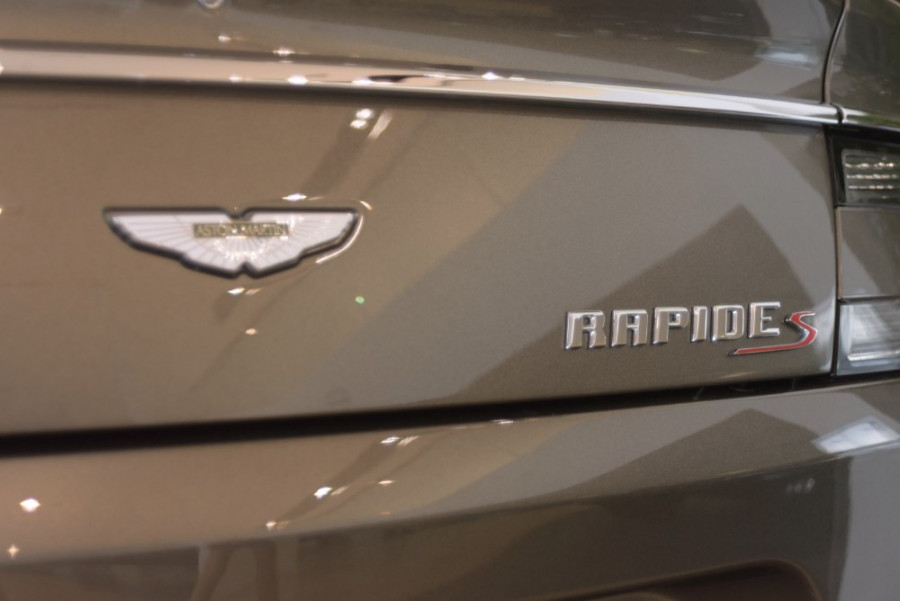 2018 MY19 Aston martin Rapide Coupe Image 5