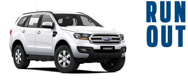 MY18 Everest Ambiente RWD 3.2L Diesel (7 Seater)