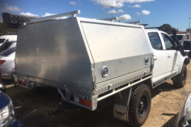 2016 Holden Colorado RG MY16 LS Utility