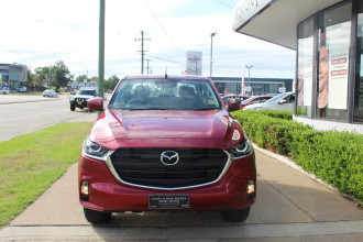 2020 MY21 Mazda BT-50 TF XT 4x4 Cab Chassis Other Image 2