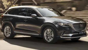 CX-9 Breakthrough family SUV performance