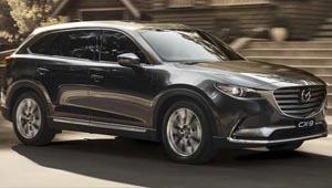 CX-9 Breakthrough family SUV performance