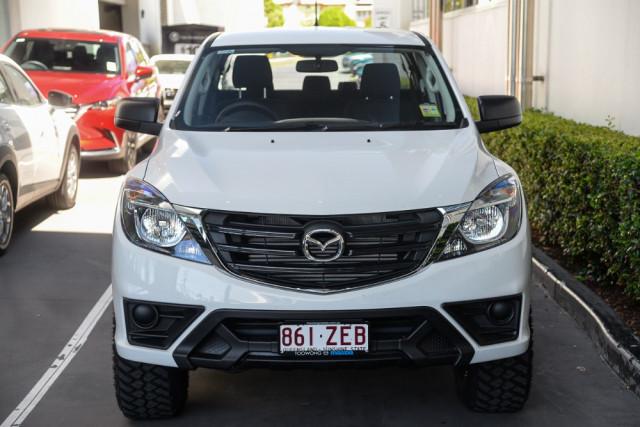 2019 Mazda BT-50 UR 4x4 3.2L Dual Cab Pickup XT Ute Image 3