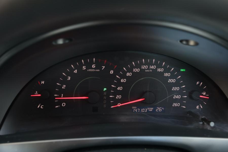 2007 Toyota Aurion GSV40R AT-X Sedan Image 11