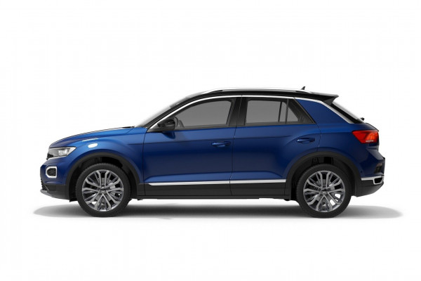 2020 MY21 Volkswagen T-Roc A1 110TSI Style Suv Image 2