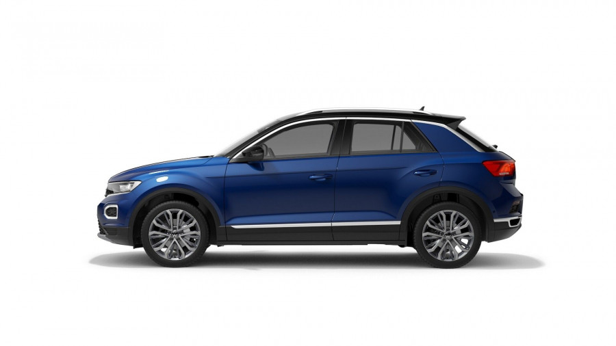 2020 MY21 Volkswagen T-Roc A1 110TSI Style Wagon Image 2