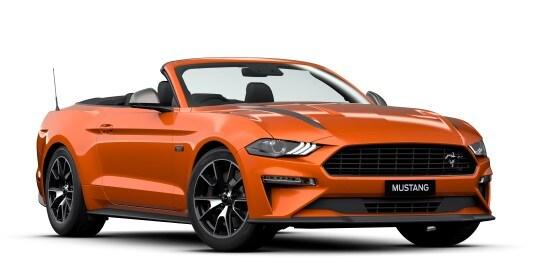 Mustang High Performance 2.3L Convertible