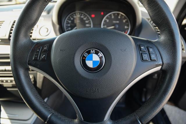 2009 BMW 1 Series E87 MY09 118i Hatchback Image 12