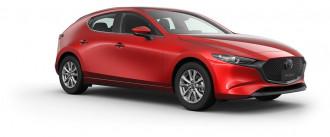 2021 Mazda 3 BP G20 Pure Hatchback image 7