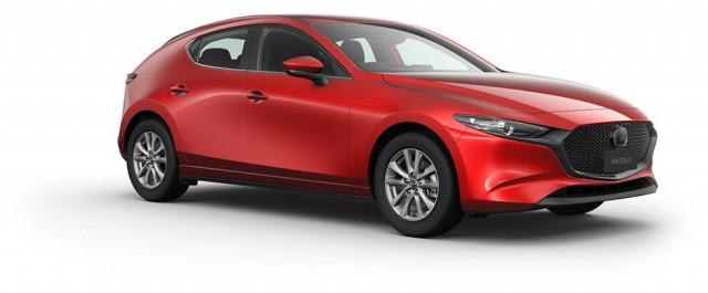 2021 Mazda 3 BP G20 Pure Hatchback Mobile Image 7