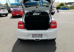 2017 Suzuki Swift AZ GL Navigator Hatchback