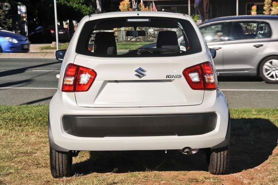2019 MY18 Suzuki Ignis MF GL Hatchback