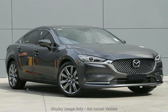 2021 Mazda 6 GL1033 Atenza SKYACTIV-Drive Sedan