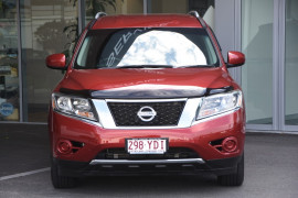 2014 Nissan Pathfinder R52 MY14 ST Suv Image 2