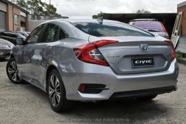 2018 Honda Civic Sedan 10th Gen VTi-LX Sedan