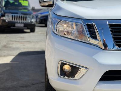 2015 Nissan Navara D23 RX Utility Image 5