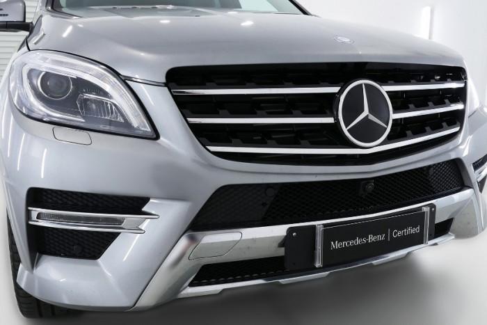 2013 Mercedes-Benz M-class W166 ML350 BlueTEC Wagon Image 19