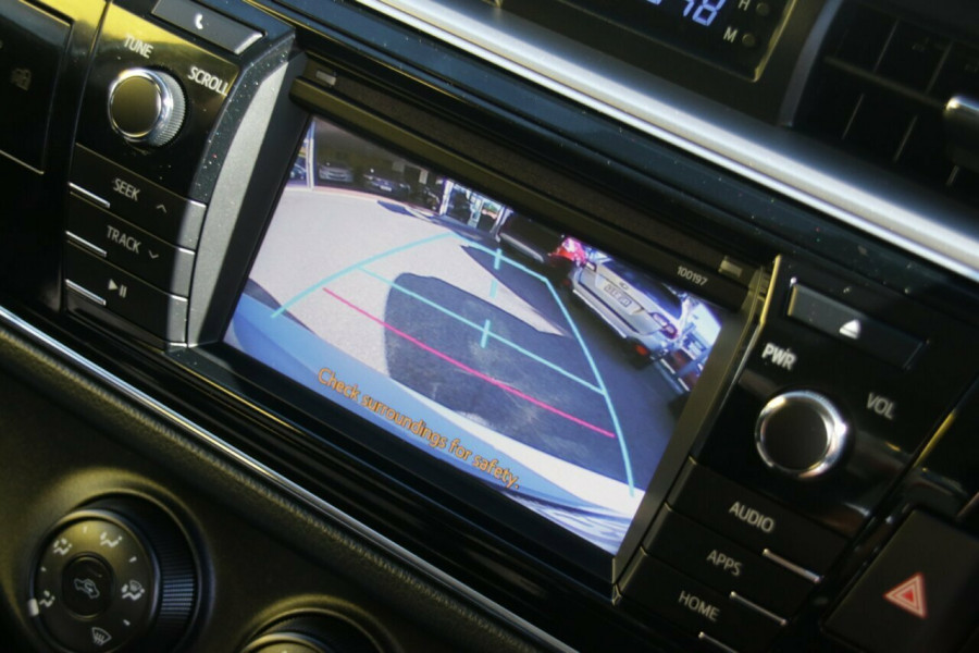 2016 Toyota Corolla ZRE172R SX S-CVT Sedan