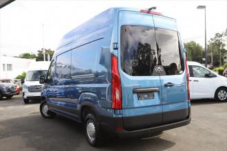 2020 MY21 LDV Deliver 9 LWB (High Roof) Van image 2