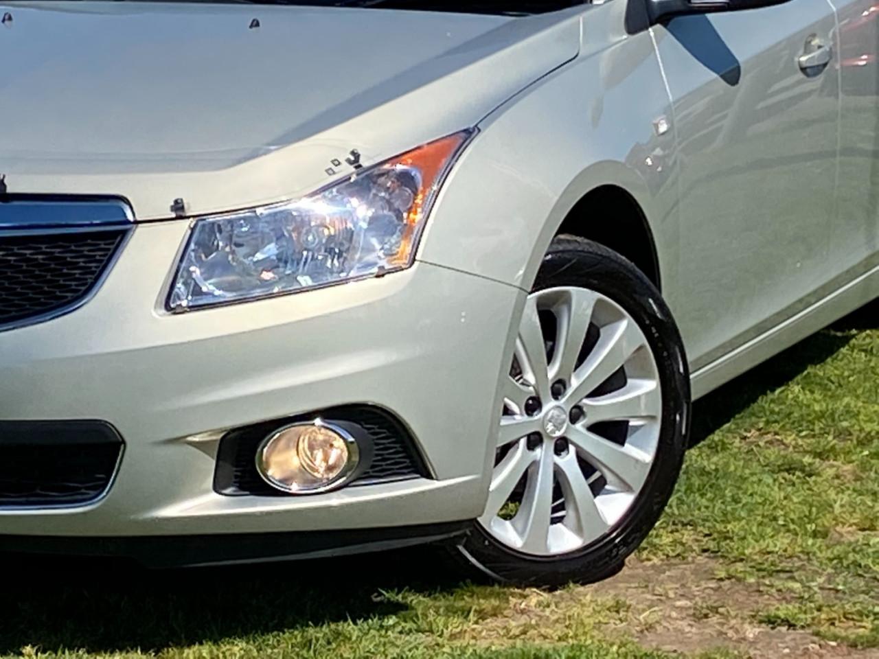 2012 Holden Cruze JH SERIES II MY12 CDX Hatchback Image 4