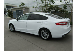 2018 MY18.75 Ford Mondeo MD 2018.75MY Ambiente Hatchback Image 5