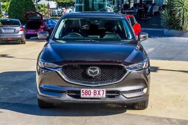 2018 Mazda CX-5 KF Series Akera Suv Image 3