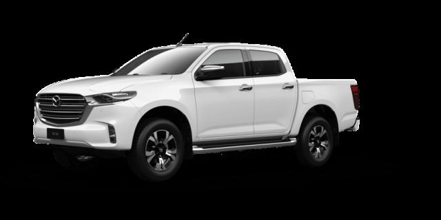 2020 MY21 Mazda BT-50 TF GT 4x4 Pickup Utility Mobile Image 1